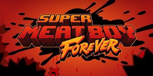 Super Meat Boy Forever mostrato al PAX