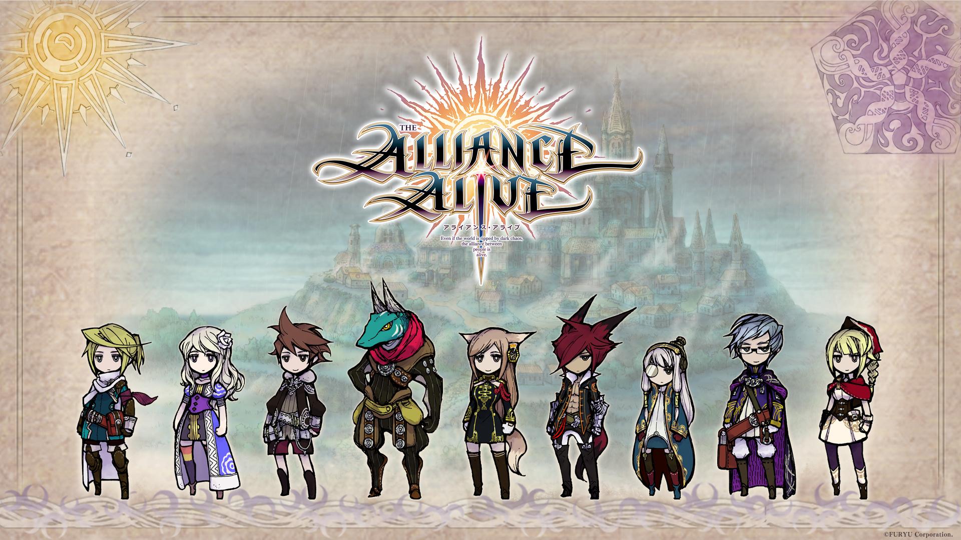 Risultati immagini per alliance alive hd