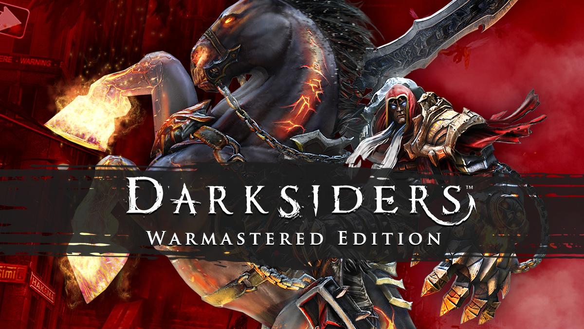 Darksiders Warmastered Edition avrà la modalità Alta Qualità / Alte Prestazioni