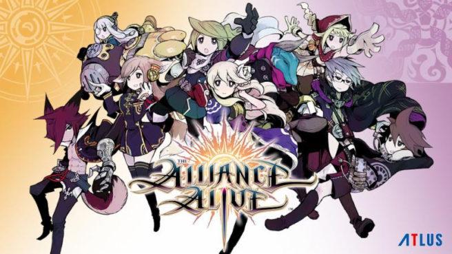 The Alliance Alive HD Remaster annunciato ufficialmente per Nintendo Switch