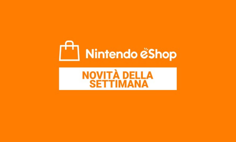 Il Nintendo eShop si aggiorna, disponibili nuovi giochi e offerte (07/03/19)