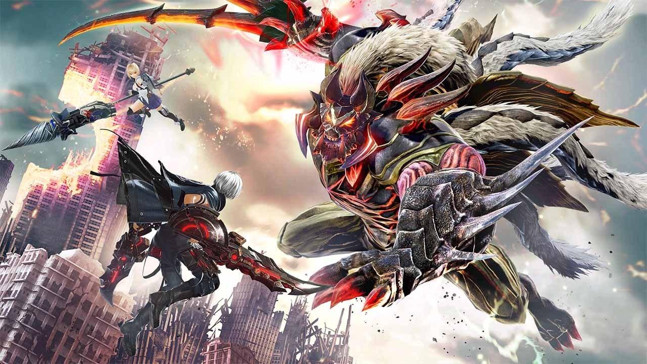 Bandai Namco rivela God Eater 3 per Nintendo Switch