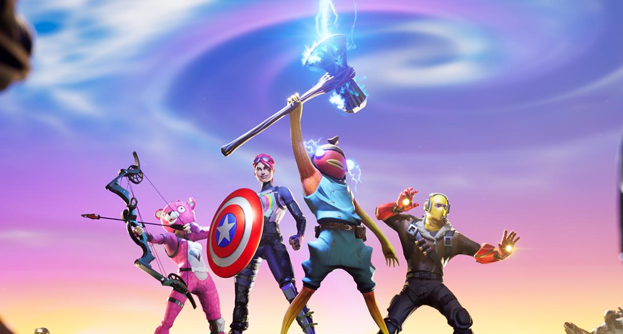 Fortnite: Endgame, disponibile la versione di gioco 8.50 a tema Marvel
