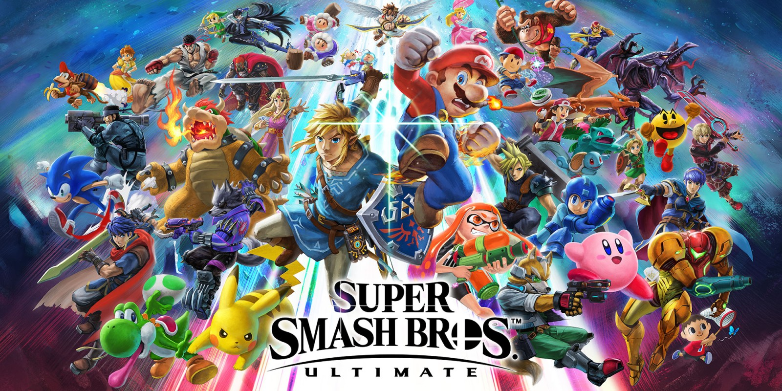 Imminente l'arrivo della versione 2.0.2 di Super Smash Bros. Ultimate