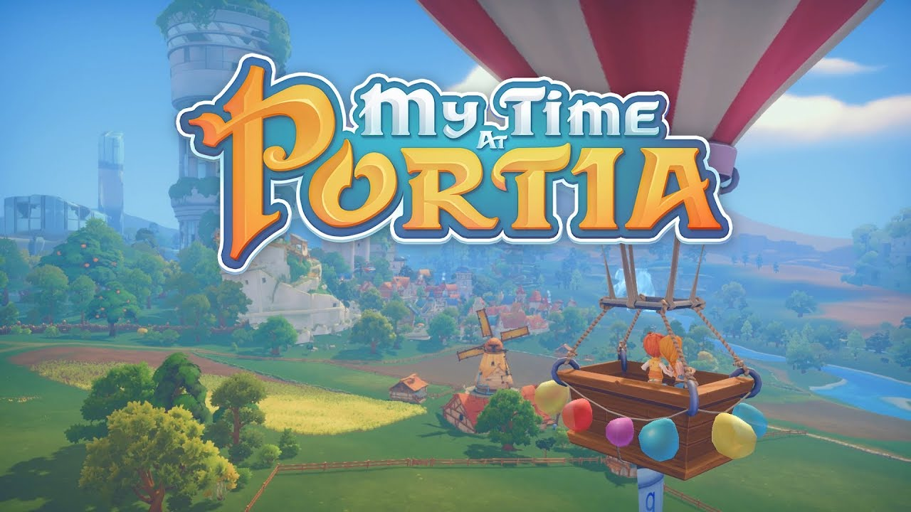 My Time at Portia – Recensione