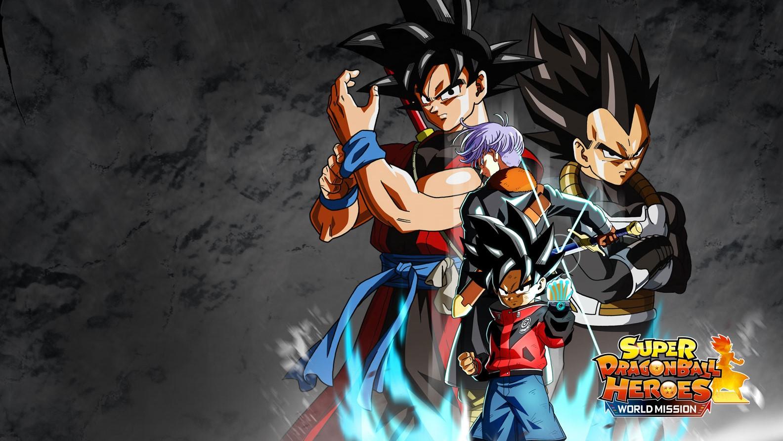 Super Dragon Ball Heroes World Mission, tutte le caratteristiche in video