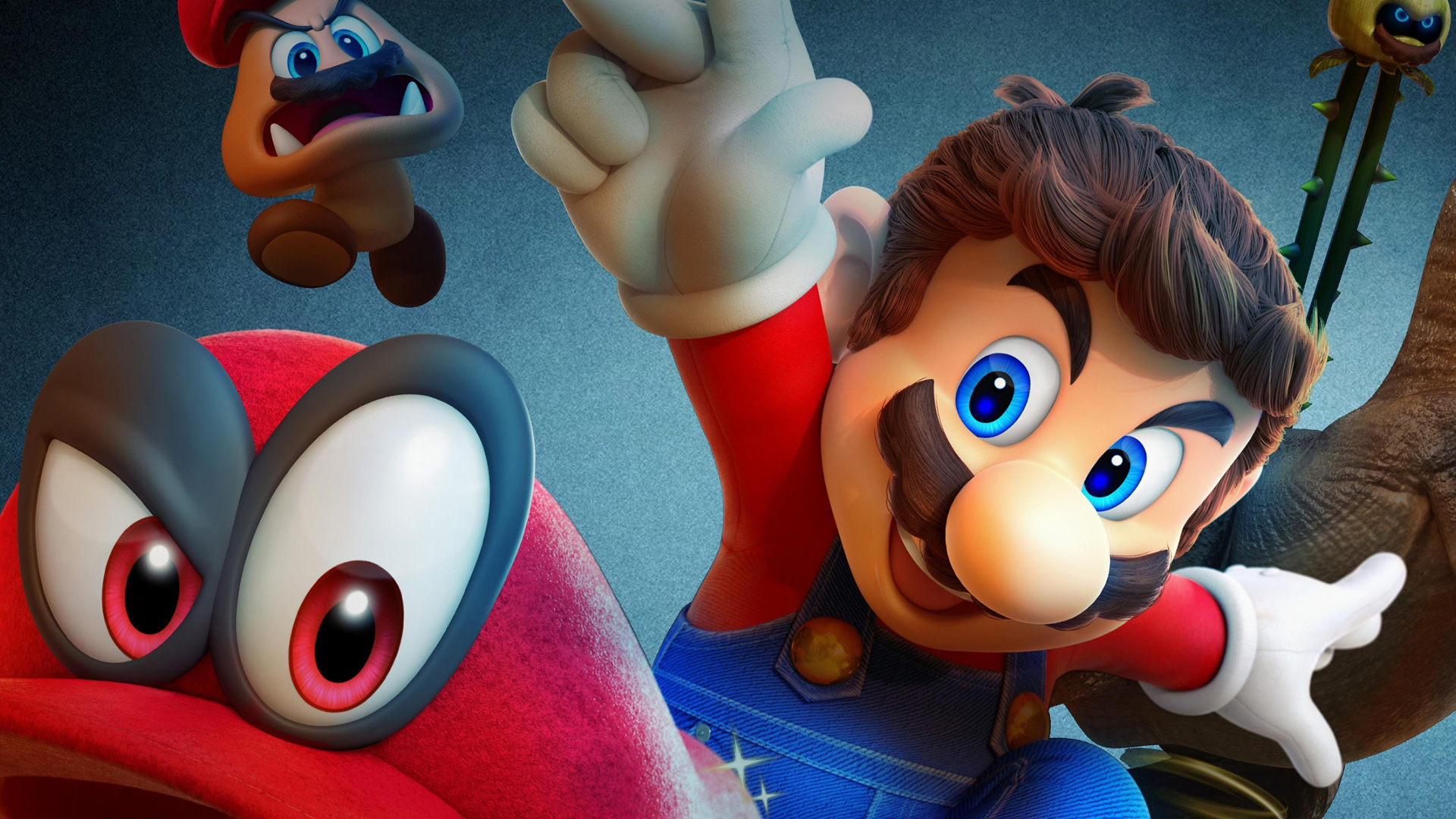 Super Mario Odyssey: nuova modalità in arrivo