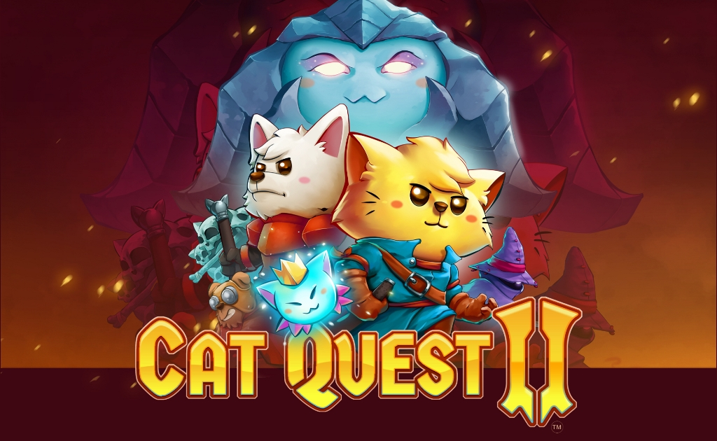 Il secondo capitolo di Cat Quest è pronto allo sbarco su Nintendo Switch