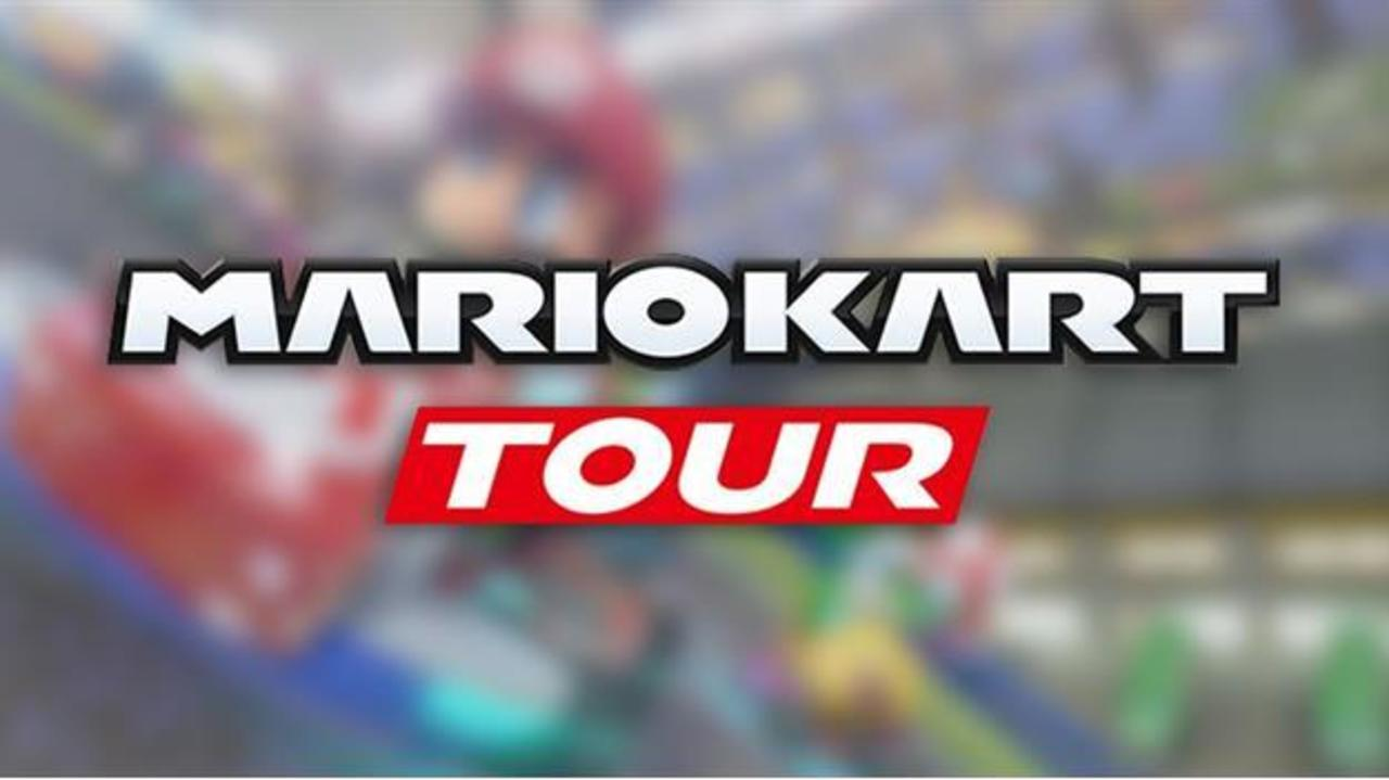 Mario Kart Tour: il video del circuito di Parigi