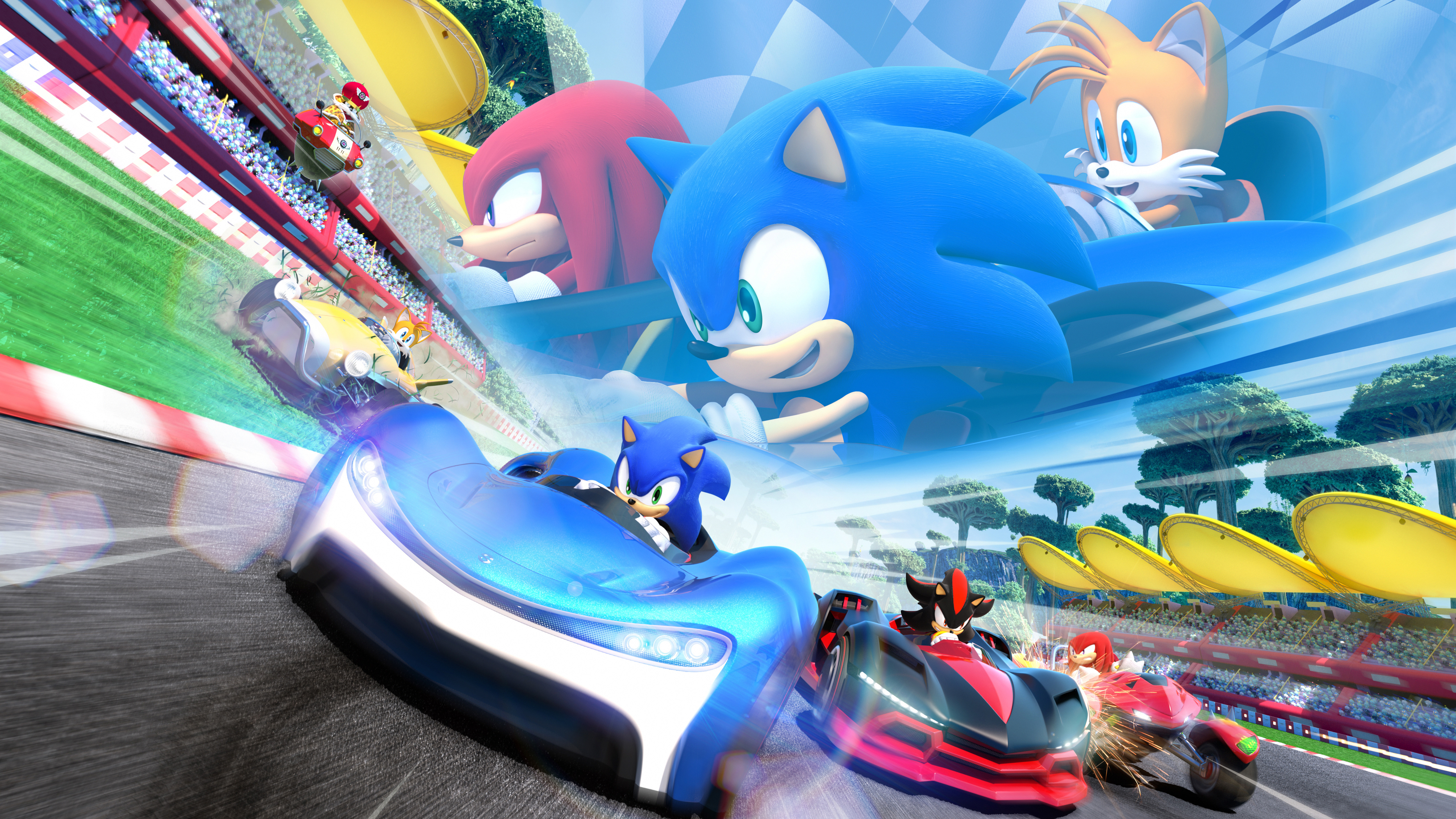 Team Sonic Racing – Recensione