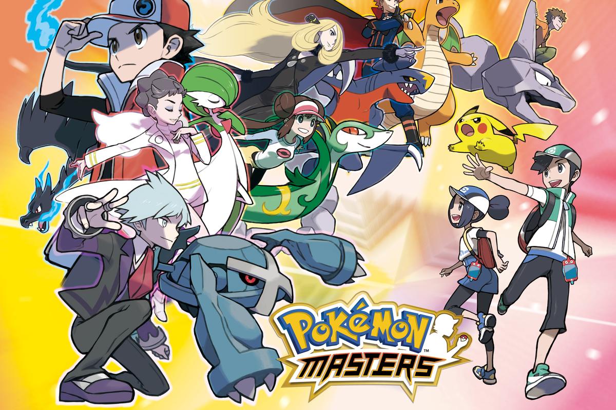 Pokémon Masters: nuovi dettagli e immagini per Android e iOS