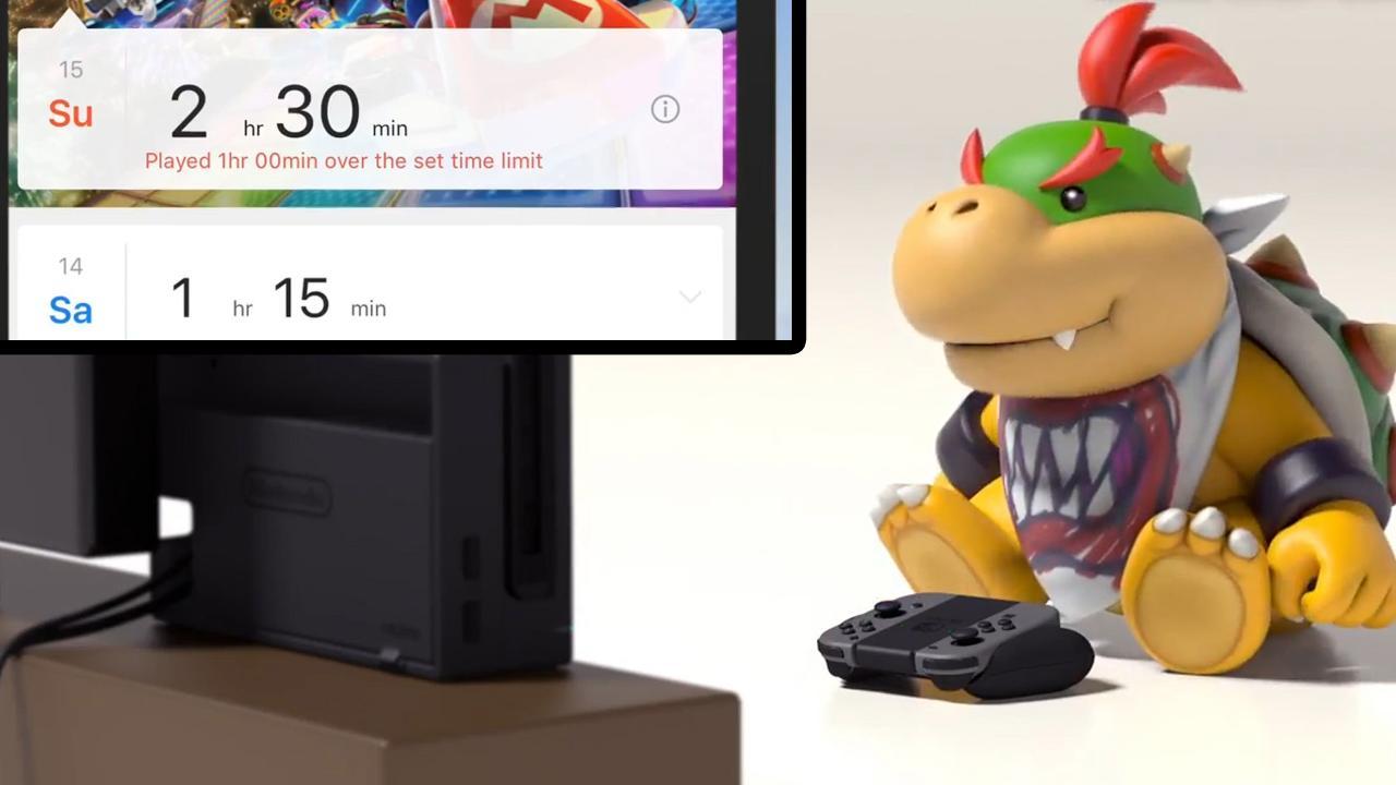 """Disponibile un nuovo aggiornamento per il """"Filtro famiglia per Nintendo Switch"""" su iOS e Android"""