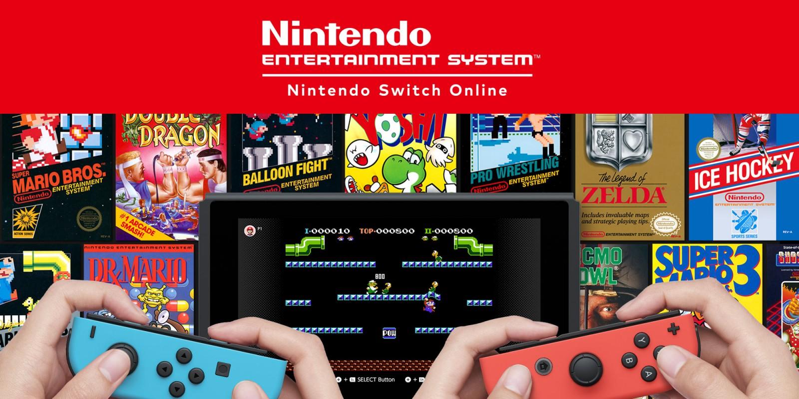 Arriva il Rewind su Nintendo Switch Online !