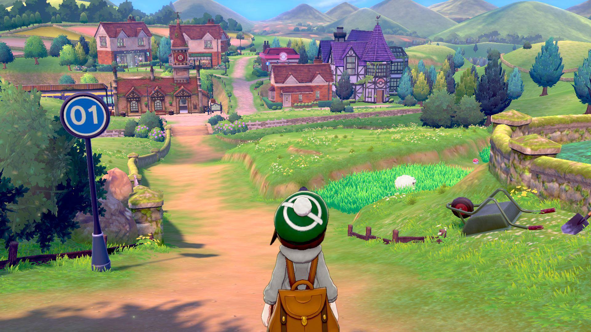 Sembra confermata la presenza dell'auto-salvataggio in Pokémon Spada e Pokémon Scudo