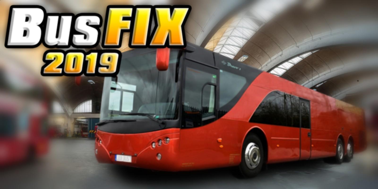 Bus Fix 2019 - Recensione