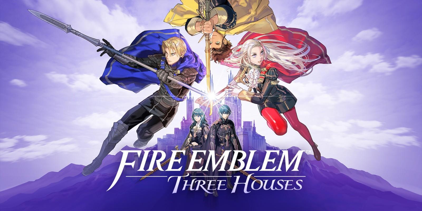 Fire Emblem – Three Houses: disponibile una guida in italiano