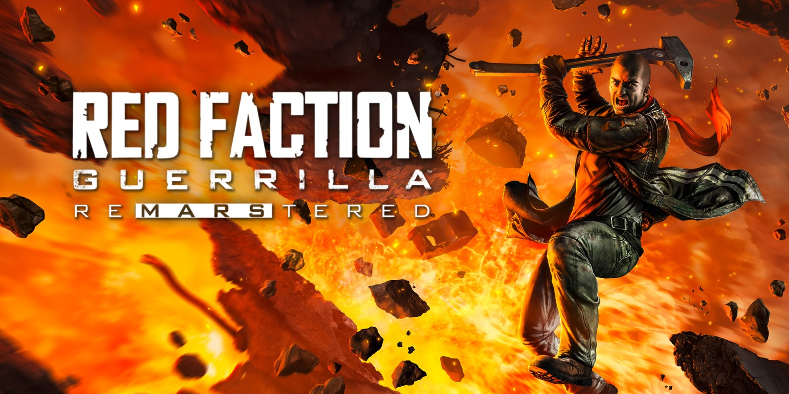 Red Faction: Guerrilla Re-Mars-tered – Recensione