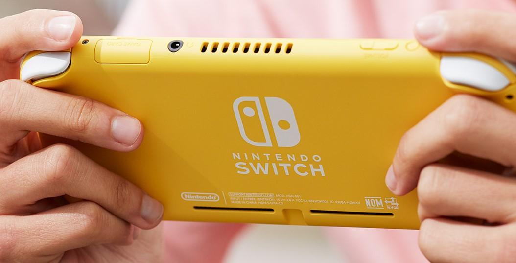 Annunciata ufficialmente la Nintendo Switch Lite!