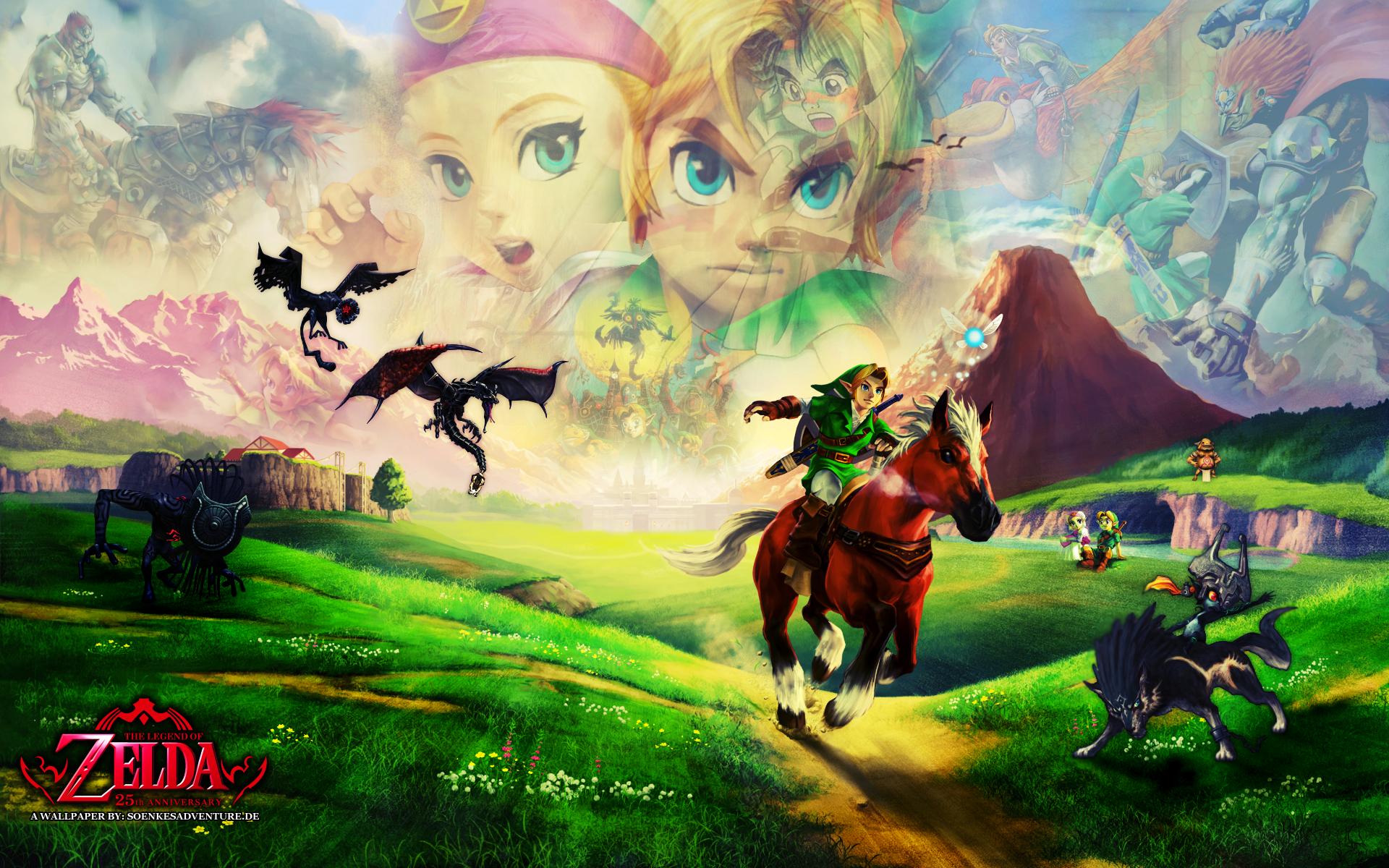 Nuovo record di completamento per The Legend of Zelda: Ocarina of Time