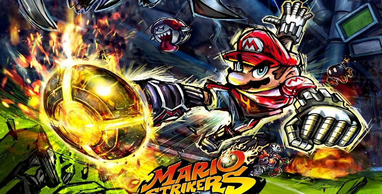 Mario Strikers appare su Luigi's Mansion 3, è in arrivo su Nintendo Switch?