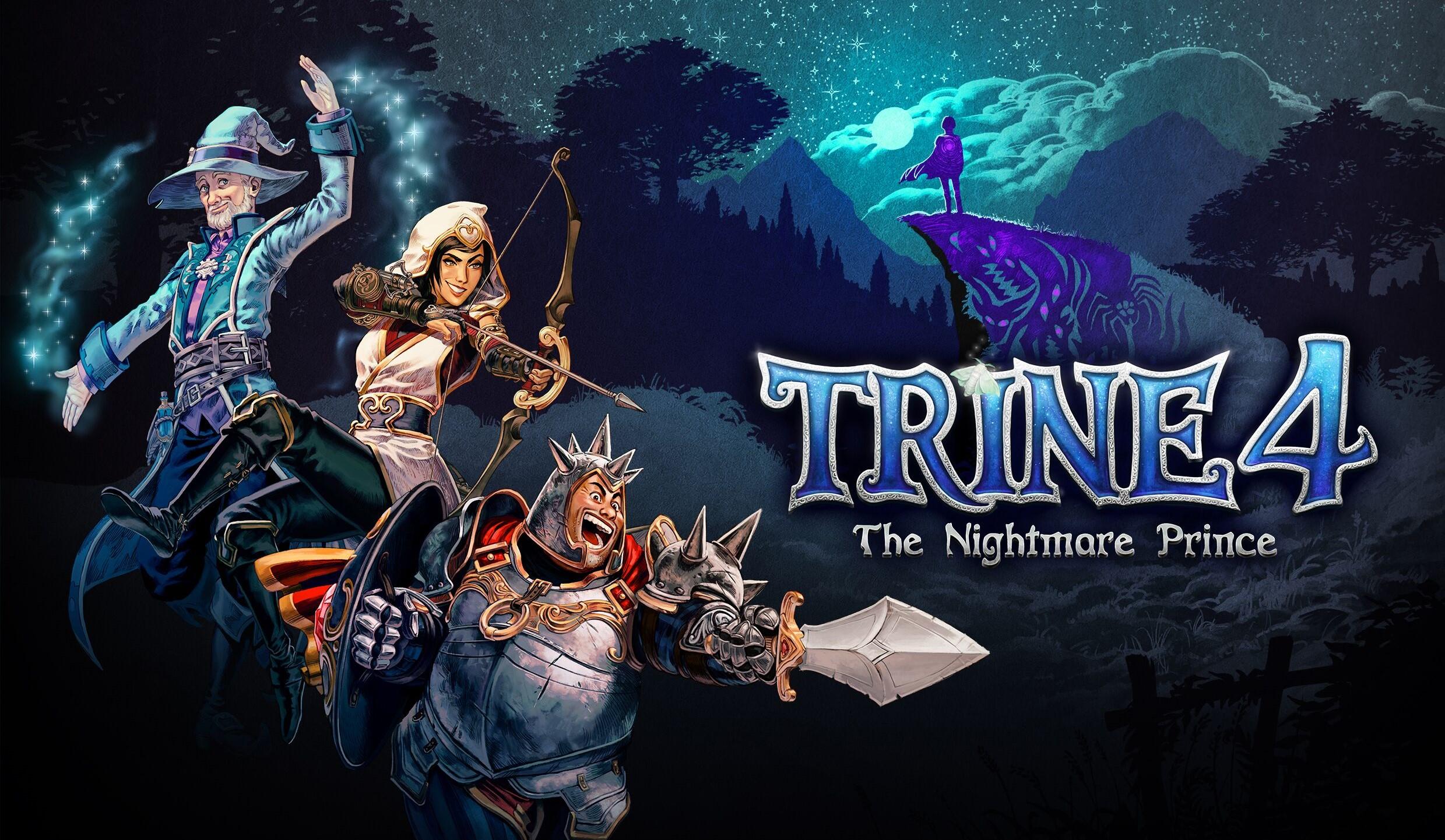 Trine: Ultimate Collection arriverà su Switch in autunno