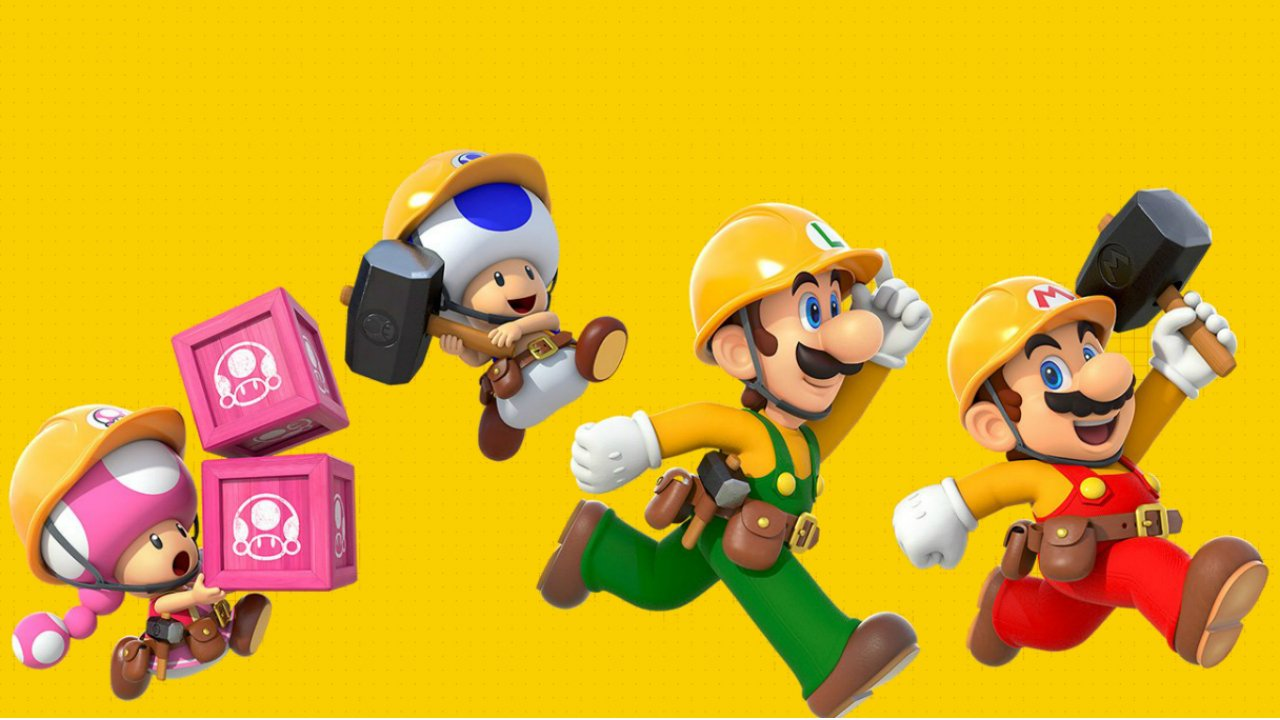Super Mario Maker 2, caricati ben oltre 2 milioni di livelli creati