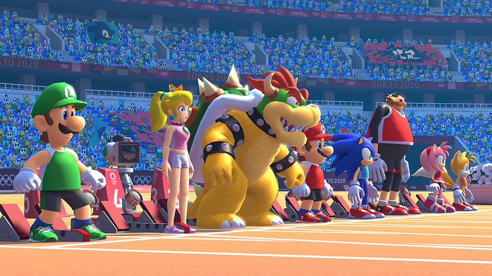 Mario & Sonic a Tokyo 2020: nuovi dettagli sull'online e nuove modalità