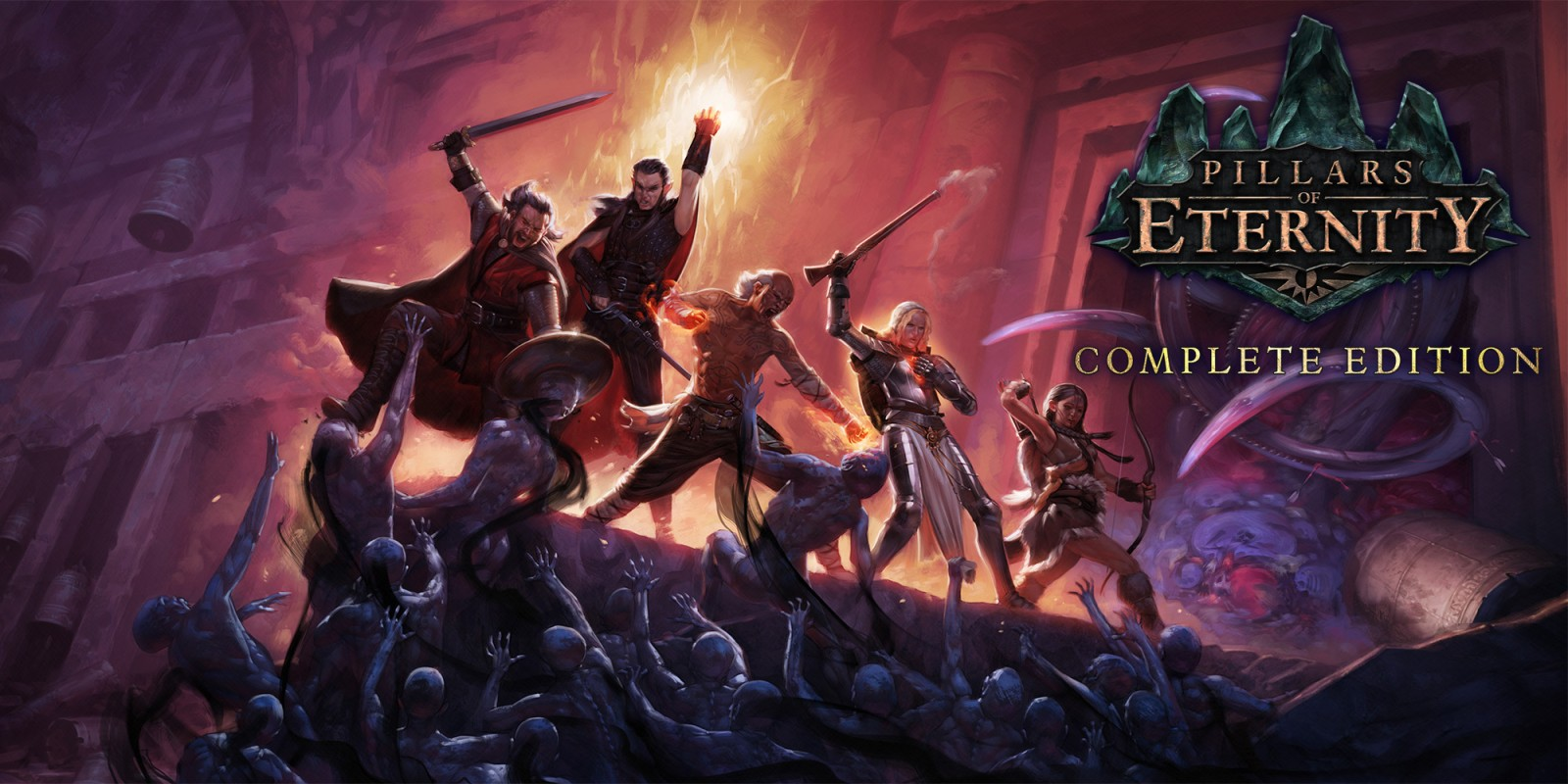 Pillars of Eternity: Complete Edition – Recensione