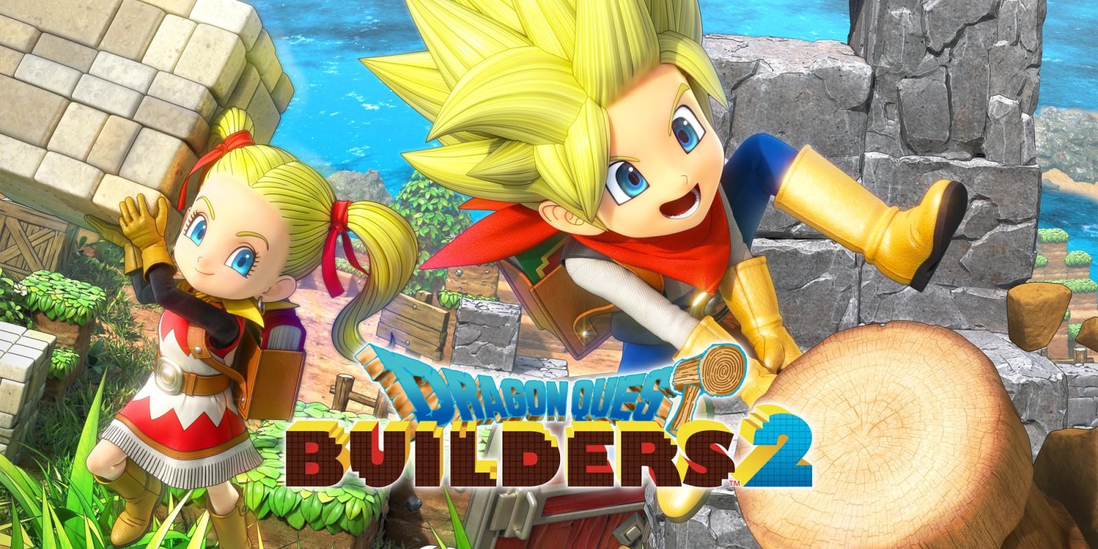 Dragon Quest Builders 2: 1.1 milioni di copie vendute, in arrivo un nuovo aggiornamento