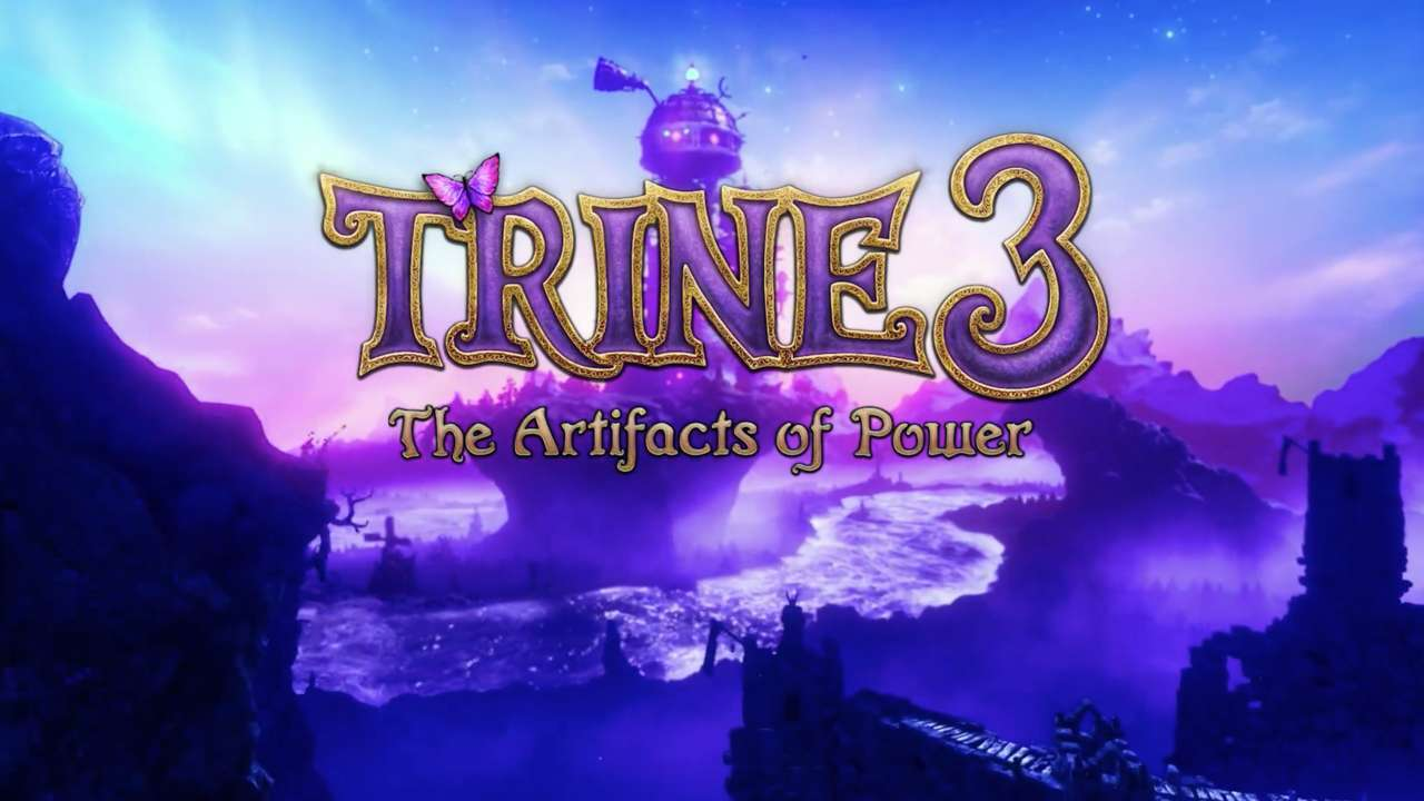 Trine 3: Artifacts of Power - Recensione