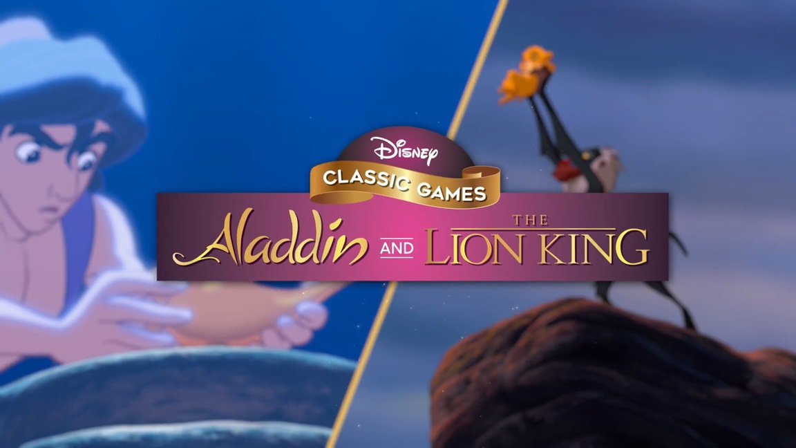 Disney Classic Games: Aladdin e The Lion King sbarca in autunno su Nintendo Switch – Aggiornata