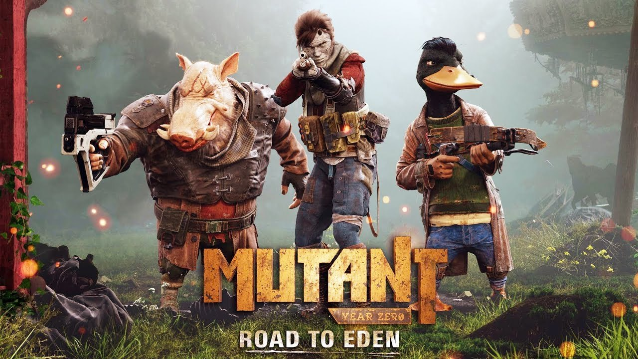 Mutant Year Zero: Road To Heaven - Recensione