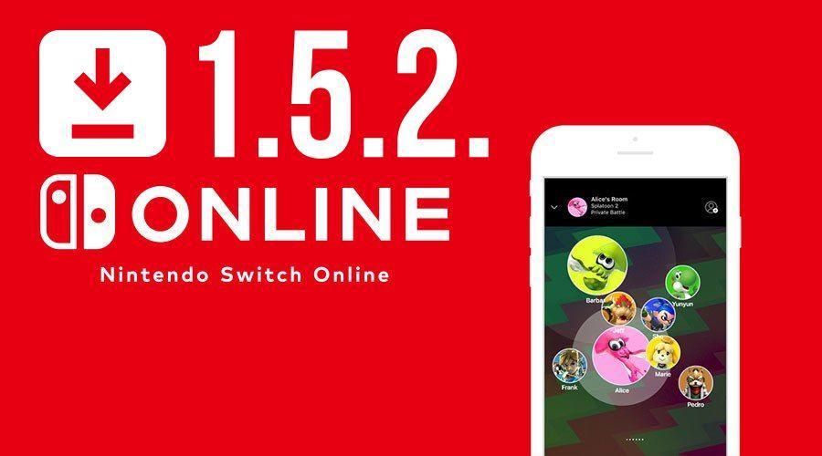 L'app per la chat vocale di Nintendo Switch Online si aggiorna: a che punto siamo?