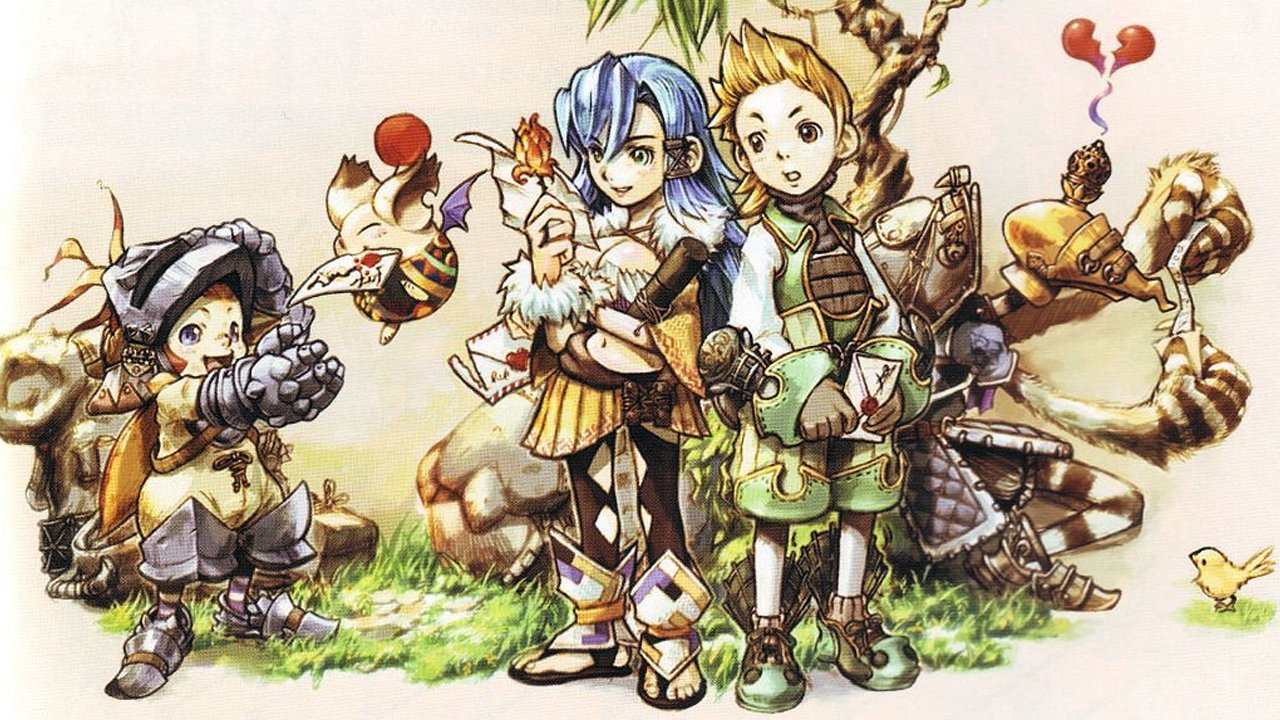 Final Fantasy Crystal Chronicles Remastered Edition in arrivo nel 2020 su Nintendo Switch