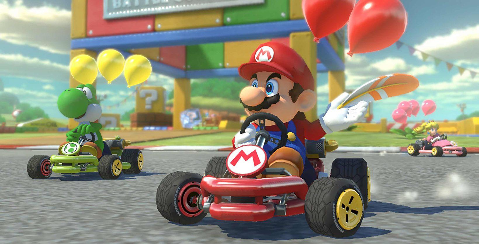 Ring-Con, periferica fan-made per Mario Kart 8 DX