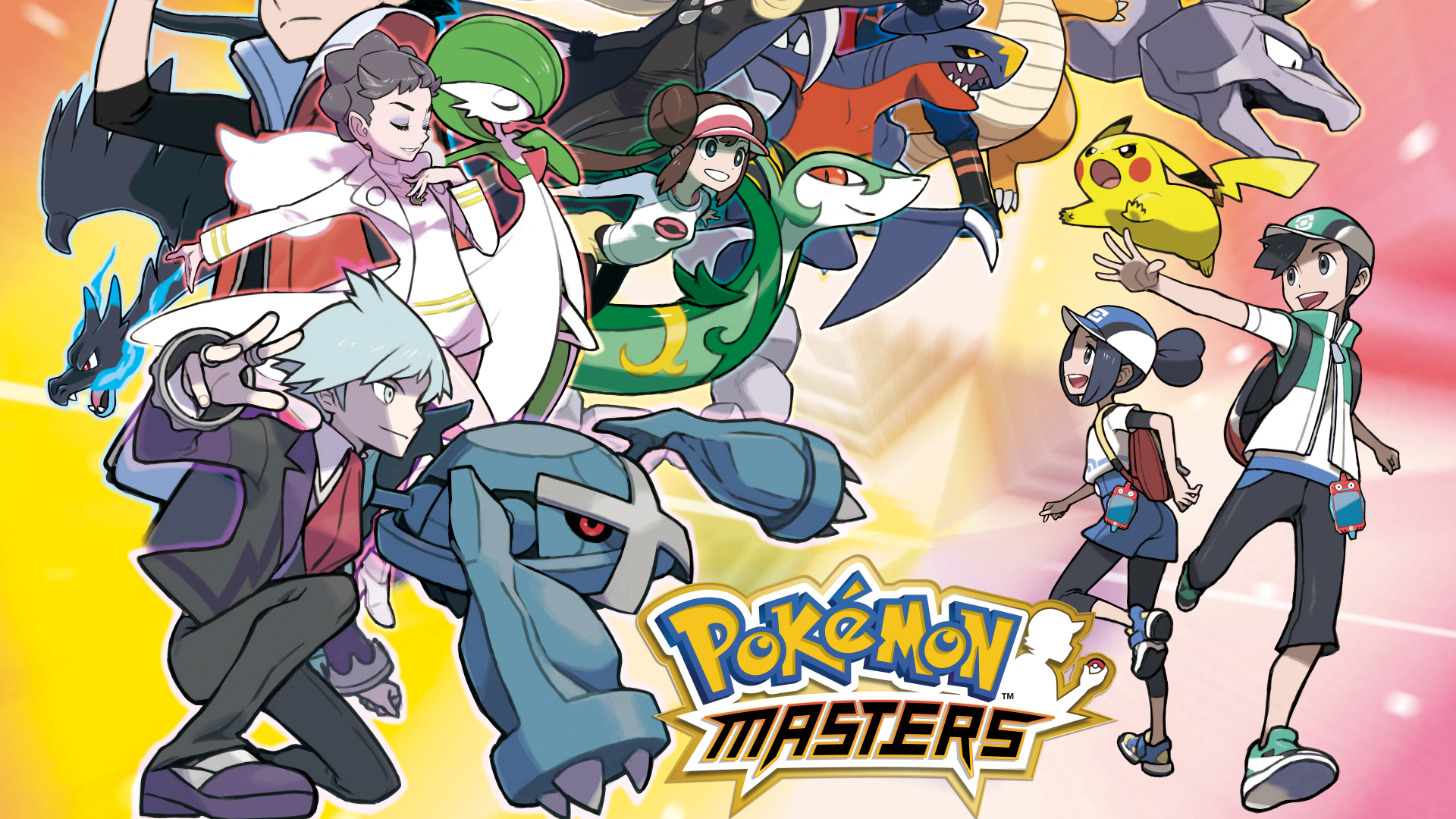 Pokémon Masters supera i 10 milioni di download