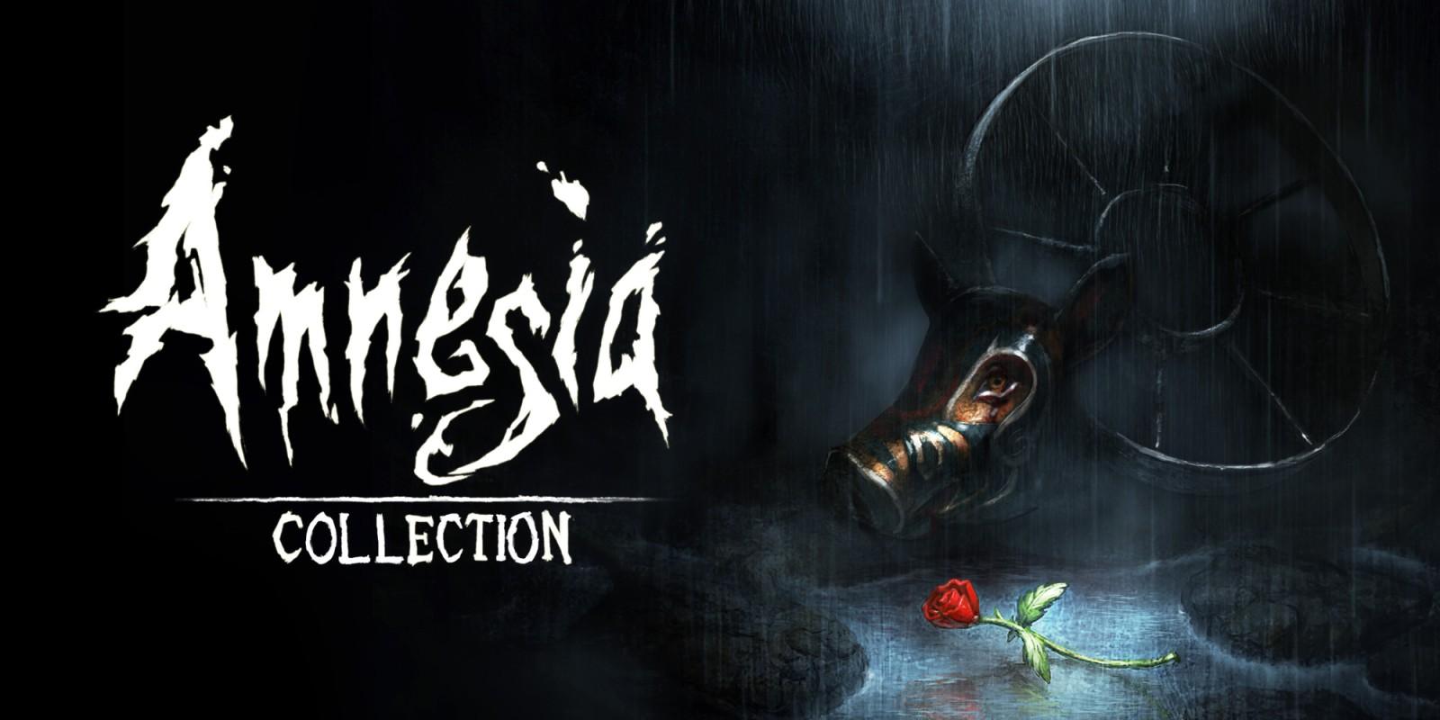 Amnesia: Collection disponibile a sorpresa su eShop