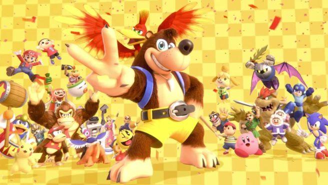 Banjo e Kazooie sono ufficialmente arrivati su Super Smash Bros Ultimate
