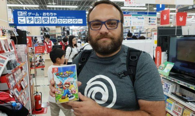 Davide Soliani: Mario+Rabbids Kingdom Battle e tanta attenzione per i fan