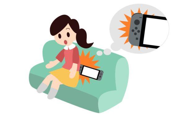 Cosa si rischia lasciando Nintendo Switch sul divano?