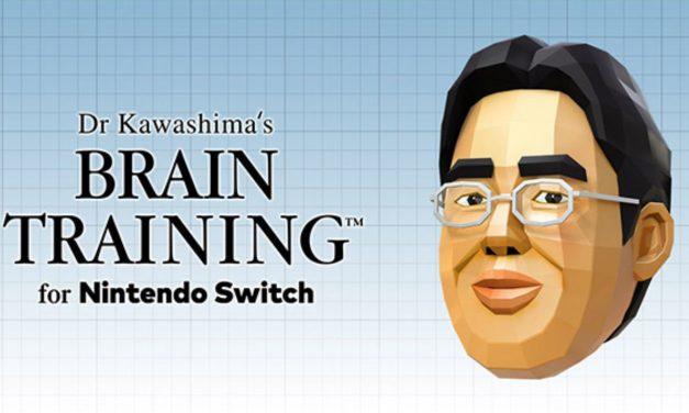 Brain Training del Dr. Kawashima è in arrivo nel 2020 su Nintendo Switch