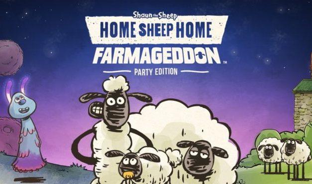 Il gioco ispirato a Home Sheep Home è disponibile