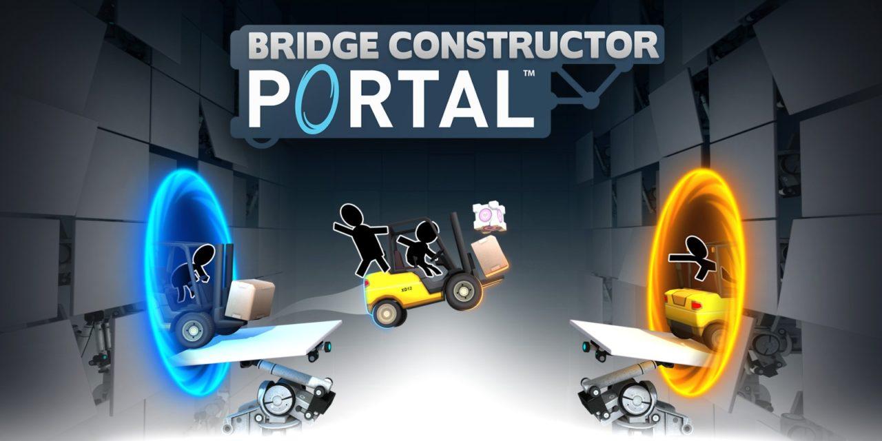Bridge Constructor Portal: annunciata la collector's
