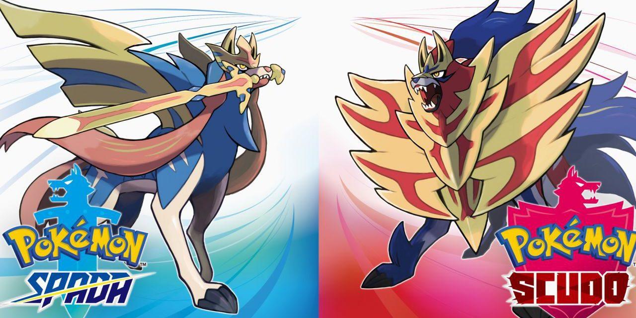 Mega evento a Milano per il lancio di Pokémon Spada e Pokémon Scudo